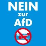 Nein zur AfD