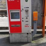 Beispielbild: Fahrkartenautomat