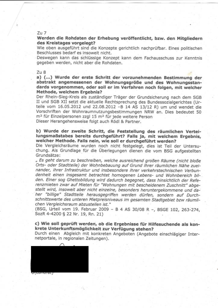 Antwort Anfrage KdU 3-3