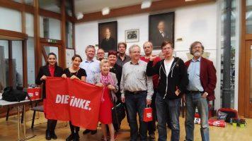 Kreisvorstand DIE LINKE Rhein-Sieg